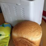 ホームベーカリーを買い替えたら、耳までやわらかいパンが焼けました