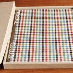 育児日記帳の第2版、製作が始まりました