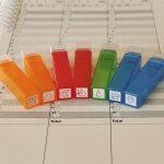 浸透印 育児日記用スタンプの販売が始まりました!